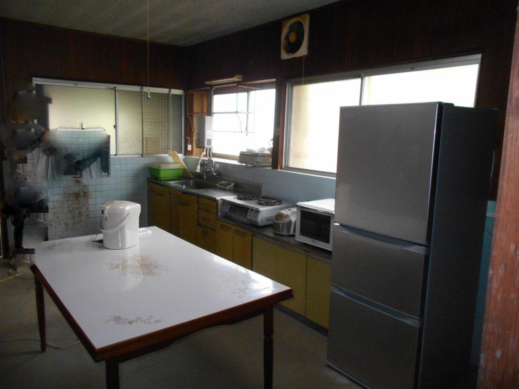 長重様 キッチン